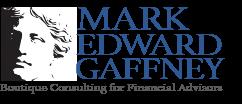 Mark Edward Gaffney Logo