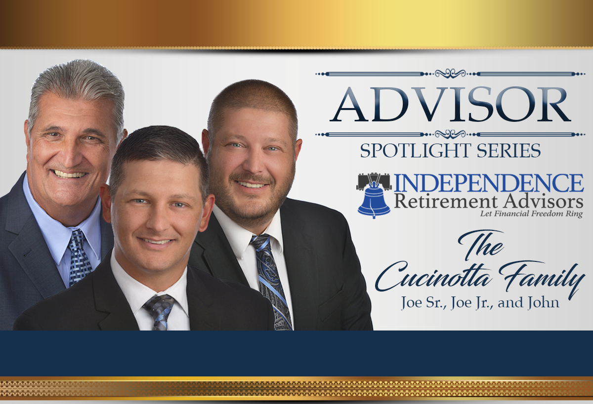 Cucinotta Family Spotlight Series Header Image